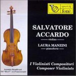 COMPOSER VIOLINISTS-Salvatore Accardo-Laura Manzini