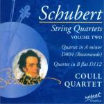Schubert The String Quartets CD2