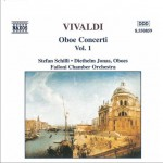 Antonio Vivaldi - Oboe Concerti Vol. 1