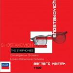 Shostakowich Symphonien CD 1-11 No. 1 In F Minor, Op.10; Symphonie No.3, Op