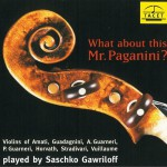 What about this, Mr. Paganini
