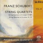 Schubert The String Quartets CD3