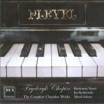 Complete Edition CD 8-29 Chamber Works II
