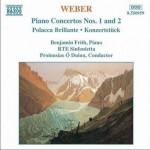 Weber - Piano Concertos N