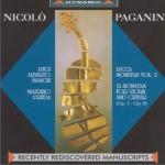 Nicolo Paganini- Lucca Sonatas Vol.2