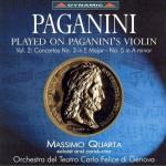 Played on Paganini's Violin Vol.2试听