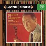 Concerto No.1, Scottish Fantasy,Vieuxtemps-Concerto No.5-Heifetz, Sargent, Lo