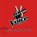 The Voice Season 3 – Live Rounds Top 12详情