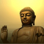 Luohan Amitabha`s Hands