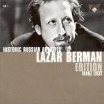贝尔曼:世纪精选 Lazar Berman Edition CD1详情