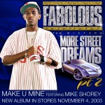 Make U Mine (featuring Mike Shorey) (Internet Single)详情