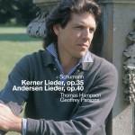 Schumann : Kerner Lieder, Andersen Lieder & Early Songs详情