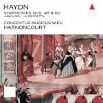 Haydn : Symphonies Nos 45 & 60详情