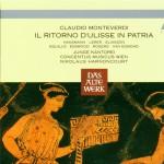 Monteverdi : Il ritorno d'Ulisse in patria详情