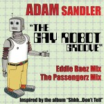 The Gay Robot Groove (DMD 2-Track Single)详情