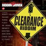 Riddim Driven: Clearance详情
