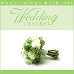 Wedding Tracks - I Will Be Here For You - as made popular by Michael W. Smith [P详情