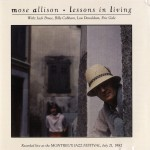 Lessons In Living [Live At Montreux]详情