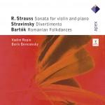 Strauss, Stravinsky & Bartók : Violin Sonatas详情