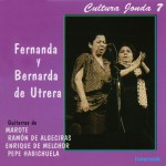 Cultura Jonda VII. Fernanda y Bernarda de Utrera详情