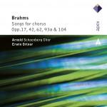 Brahms : Lieder & Romanzen - Secular Choruses详情