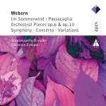 Webern : Im Sommerwind, Orchestral Works & Variations详情