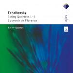 Tchaikovsky : String Quartets 1-3 & Souvenir de Florence详情