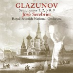 Glazunov : Symphony Nos 1, 2, 3 & 9详情