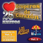 25 Exitos Vol. 2 (USA)详情