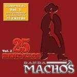 25 Bandazos de Machos (Vol. 2) (USA)详情