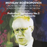 Symphony No.2 & Symphony-Concerto for cello & orchestra详情