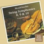 Mendelssohn : String Symphonies Nos 8 - 10 (DAW 50)详情