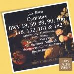 Bach, JS : Cantatas BWV 106, 182, 152, 118, 18, 89, 90, 161, 59详情
