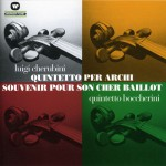 Quintetto Per Archi-Souvenir Pour Son Cher Baillot详情