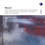 Mozart : Piano Concertos Nos 21, 26 & Rondo - Apex详情