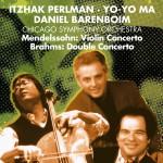 Brahms: Double Concerto / Mendelssohn: Violin Concerto详情