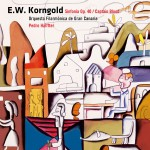 Korngold : Sinfonia Op.40 & Captain Blood [Excerpts]详情