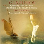 Glazunov : Symphony No.6, La Mer & Incidental Music to Salomé详情