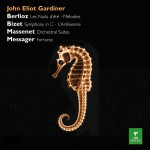 Gardiner conducts Berlioz, Bizet & Massenet, Messager详情
