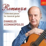 Romanza Celebrated pieces for classical guitar详情
