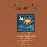 Cafe de l art I 14 guitar duets themes详情