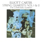 Elliott Carter: String Quartets Nos. 1 & 2详情