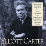Elliott Carter: Sonata for Flute, Oboe, Cello & Harpsichord; Sonata for Cello &详情