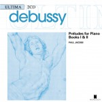 Debussy: Preludes for Piano, Books I & II详情