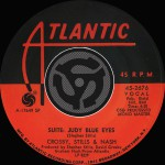 Suite: Judy Blue Eyes / Long Time Gone [Digital 45]详情