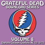 Grateful Dead Download Series Vol. 8: Charlotte Coliseum, Charlotte, NC, 12/10/7详情