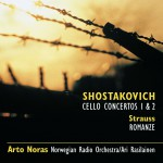 Shostakovich: Cello Cti 1 & 2 * R Strauss: Romance in F详情