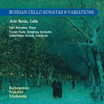 Russian Cello Sonatas & Variations详情