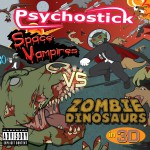 Space Vampires vs. Zombie Dinosaurs In 3-D详情