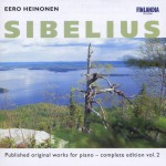 Sibelius : Published Original Works for Piano - Complete Edition Vol. 2详情